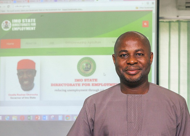 Hon Remy Chukwunyere, imo state directorate for Employment