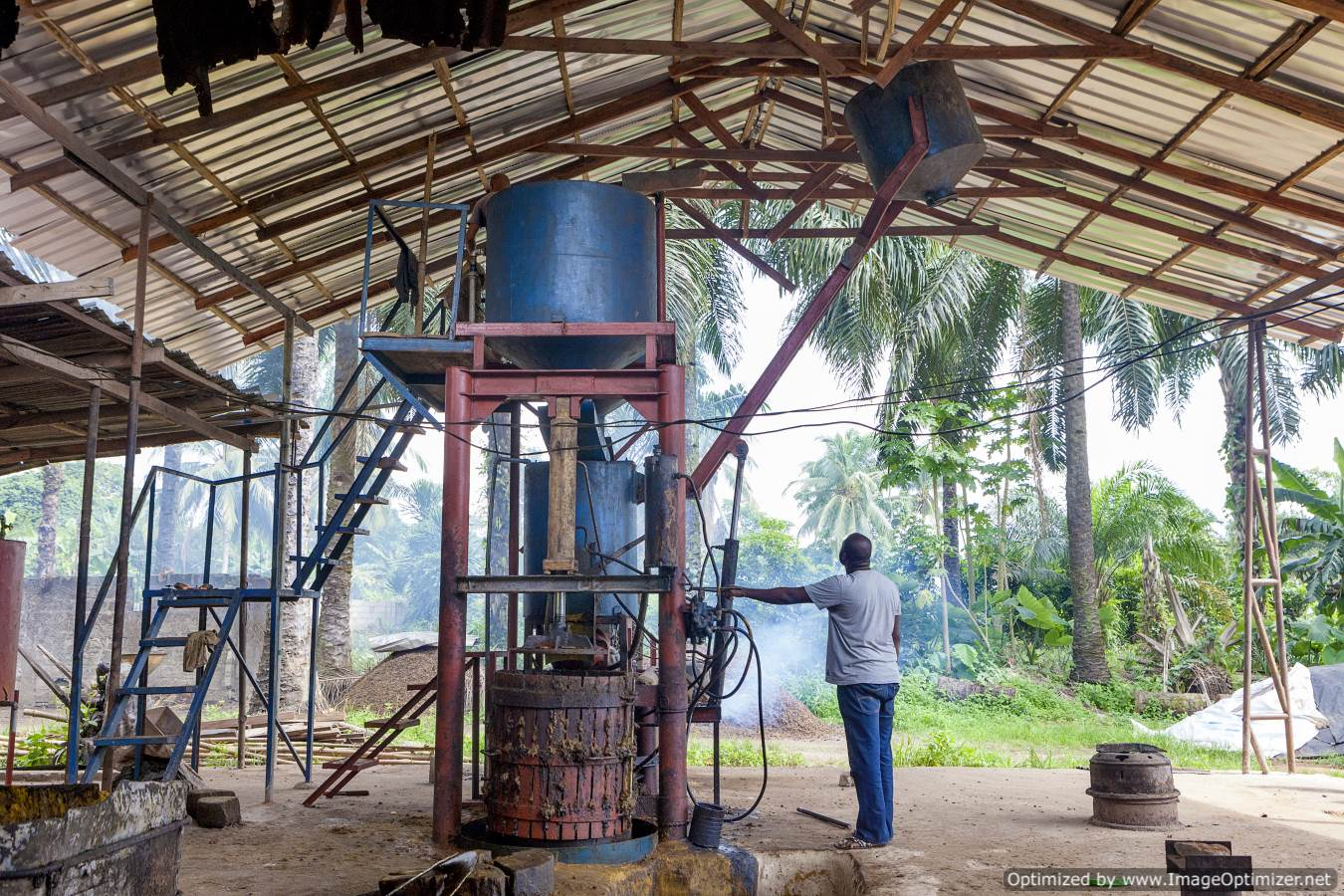 Small-Scale Processing Equipment (SSPE) — PIND Foundation