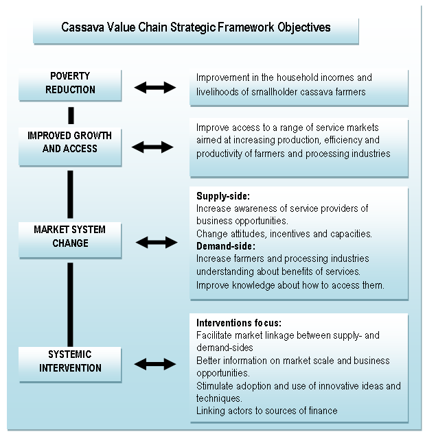 Cassava Value Chain Project Pind Foundation