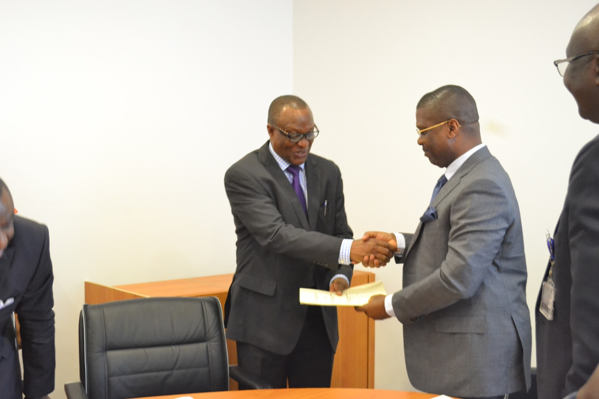 Nddc Pind Sign Partnership Agreement For Niger Delta Development